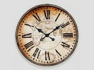 درباره زمان و ساعت شنی