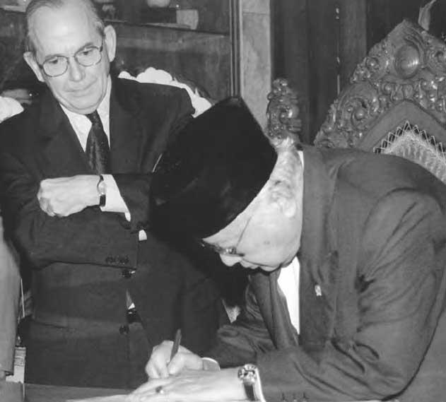 سوهارتو و صندوق بین المللی پول