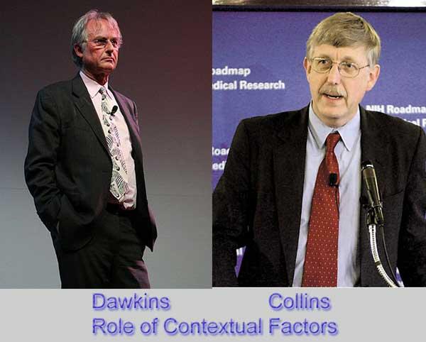 نقش عوامل محیطی در متقاعد سازی داوکینز و کالینز