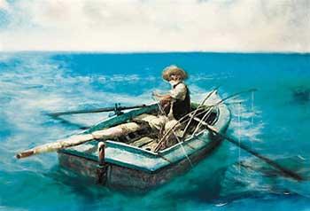 پیرمرد ماهیگیر