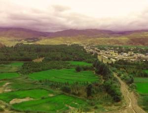 جاده اصلی الموت قزوین