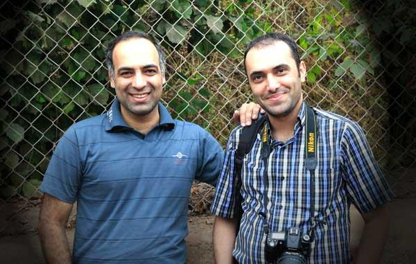 محمدرضا جباری و محمدرضا شعبانعلی