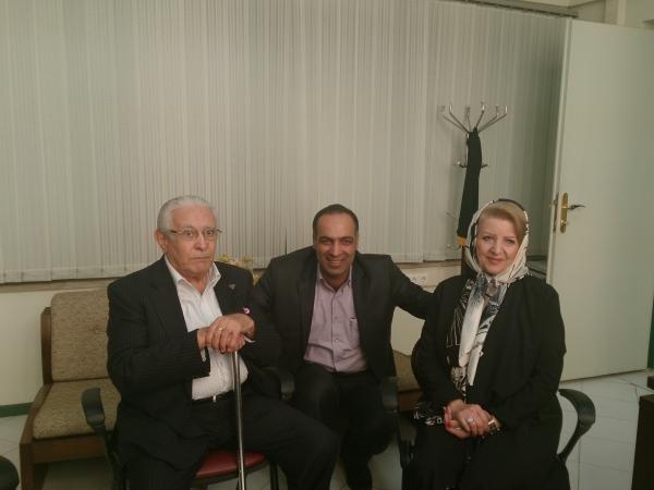 تولد دکتر مسعود حیدری پدر علم مذاکره ایران