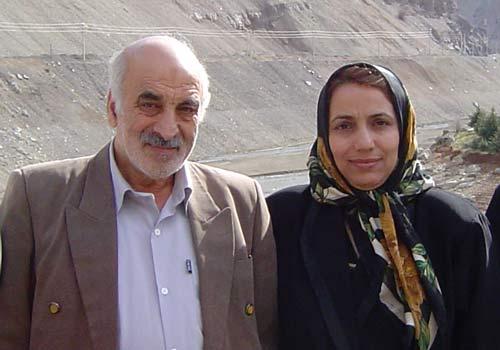 پدر و مادر محمدرضا شعبانعلی
