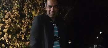 محمدرضا شعبانعلی در شب