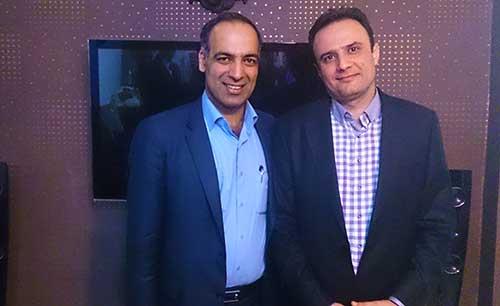برند شخصی - گفتگوی بهنود الله وردی نیک و محمدرضا شعبانعلی در خصوص برندینگ و مدل بانیک (حوزه مشاوره مدیریت)
