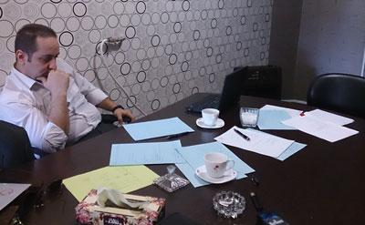 نوشته علیرضا نخجوانی در خصوص عارضه یابی سازمانی و نقش آن در مشاوره مدیریت