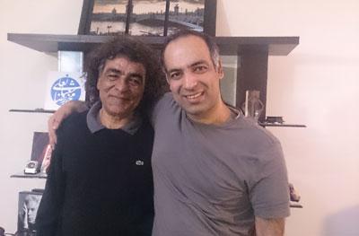 سیاکریمی و محمدرضا شعبانعلی