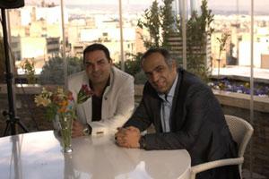 امیر تقوی - محمدرضا شعبانعلی - رادیو مذاکره - گفتگو در مورد استیو جابز