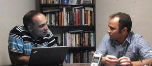 رادیو مذاکره - فایل صوتی گفتگو با حمید محمودزاده در مورد کمپین تبلیغاتی / تبلیغات اینترنتی و ایمیل مارکتینگ