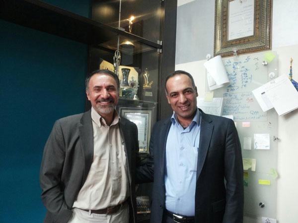 رادیو مذاکره: گفتگوی دکتر علیرضا فیض بخش و محمدرضا شعبانعلی