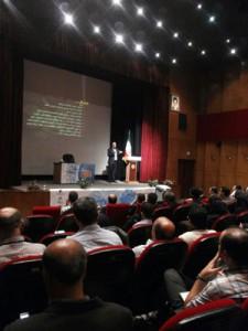 محمدرضا شعبانعلی در کنفرانس مدیریت اجرایی