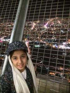 رادیو مذاکره - گفتگو با مبینا محمدی