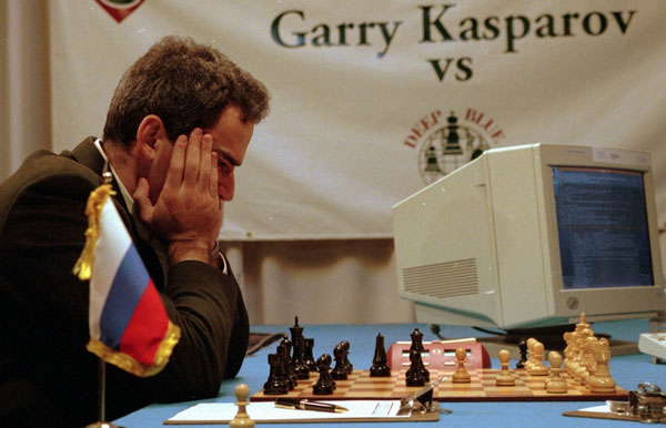 عصر سن تورها - کاسپاروف در مقابل Deep Blue