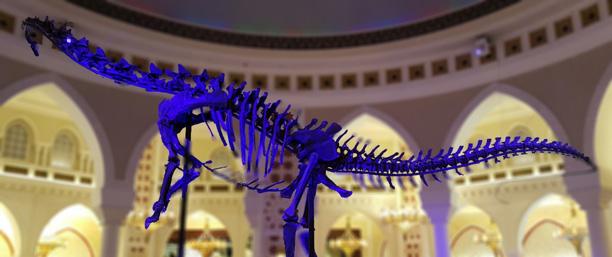 دایناسورها و موریانه ها - مثالی برای درک سیستم های پیچیده و پیچیدگی