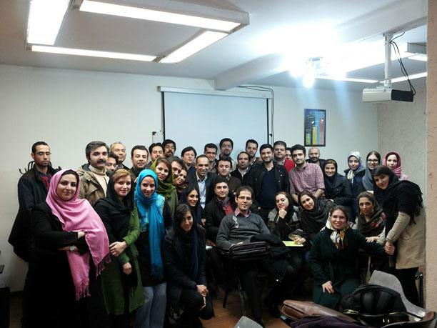 لحظه نگار - محمدرضا در کلاس