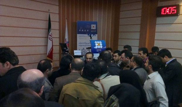 محمدرضا شعبانعلی در سمینار استراتژیک - لحظه نگار