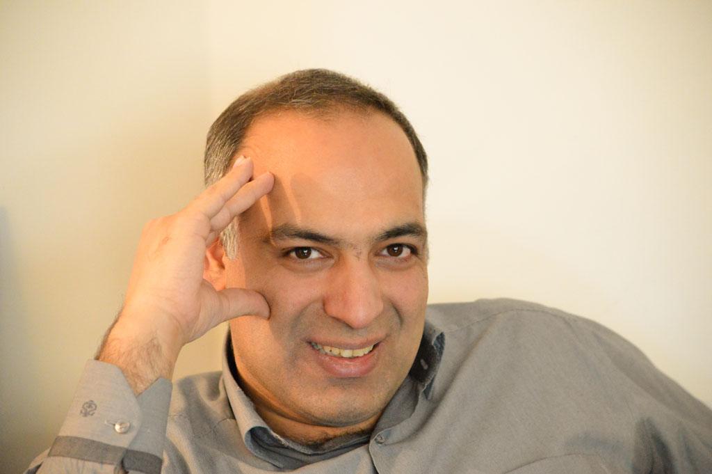محمدرضا شعبانعلی - لحظه نگار