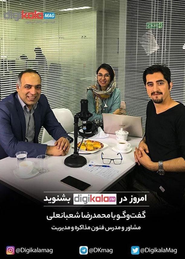 مصاحبه دیجی مگ وابسته به دیجی کالا با محمدرضا شعبانعلی