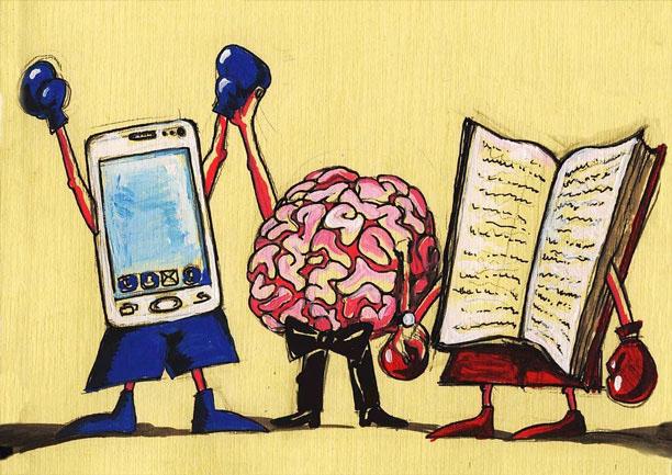 روش درست کتابخوانی چیست؟