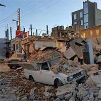 شبکه های اجتماعی و زلزله کرمانشاه