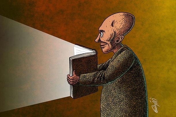 تعریف کتاب و کتابخوانی