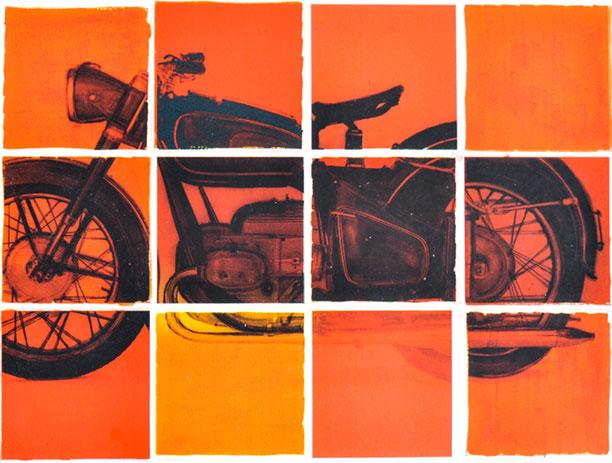 کتاب ذن و هنر نگهداشت موتور سیکلت