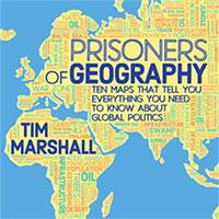 کتاب زندانیان جغرافیا - نوشته تیم مارشال