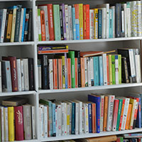 بعضی از کتابهای من
