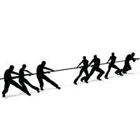 طناب کشی در سیاست و اقتصاد