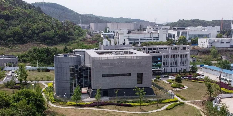 آزمایشگاه ویروس شناسی ووهان