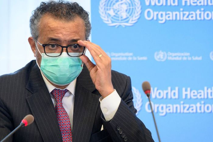 رییس سازمان بهداشت جهانی